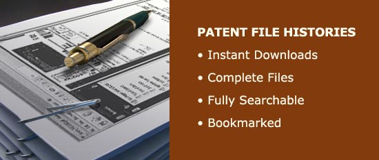 Patent File Histories